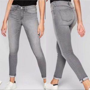 Athleta Skulptek Grey Jeans